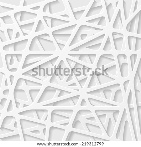 Abstract futuristic background. Vector illustration  - stock vector