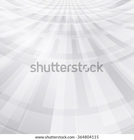 Abstract futuristic grey perspective vector background. Ideal for technology concept futuristic cover works or background designs. - stock vector