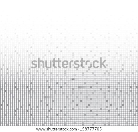 abstract futuristic tiles high computer technology business background - stock vector
