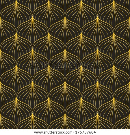 Abstract geometric art deco pattern seamless abstract geometric art deco pattern seamless vector background vintage style texture vector illustration voltagebd Images