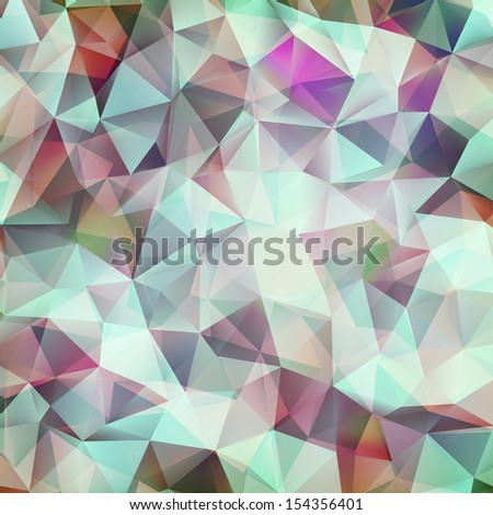 Abstract geometric background design shape pattern. EPS 10 vector file included - stock vector