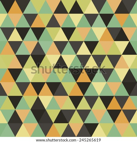 Abstract geometric background. Mosaic. Vector illustration. Book cover. Background design. Graphics. - stock vector