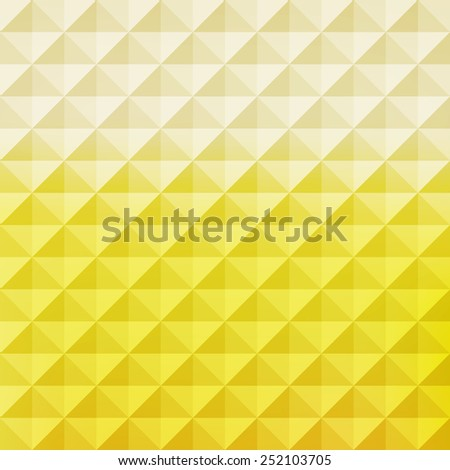 Abstract geometric background. Mosaic. Vector illustration. Can be used for wallpaper, web page background, book cover. - stock vector