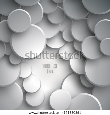 abstract geometric background, spotlight