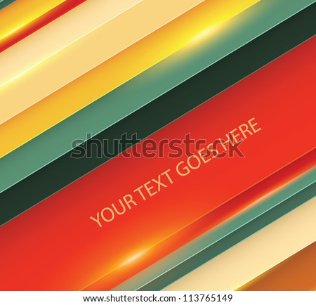 Abstract geometric lines background.