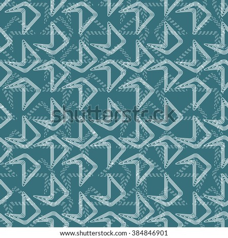 Abstract geometric pattern. Geometric simple print. Vector repeating texture. Background vector can be used for wallpaper, cover fills, web page background, surface textures.