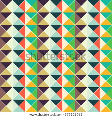 abstract geometric pattern. seamless background