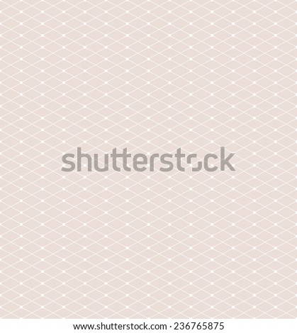 Abstract geometric pattern with rhombuses. Repeating seamless vector background.  - stock vector
