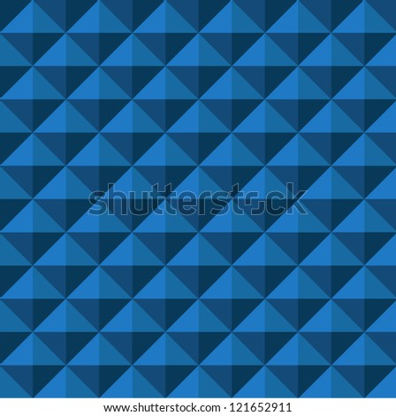 Abstract geometric seamless background. Rhombus pattern. Vector illustration