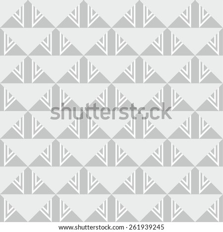 Abstract geometric seamless pattern background  -  Stock Illustration - stock vector
