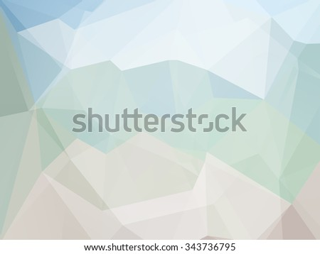 abstract geometry background vector eps10 - stock vector