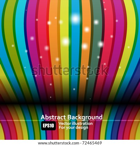 abstract glowing background.