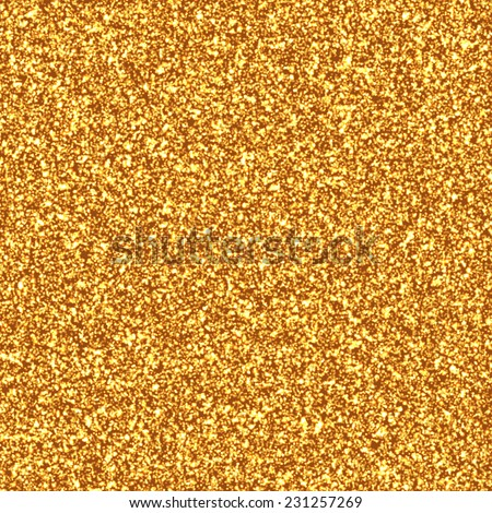 Abstract gold background with copy space - stock vector