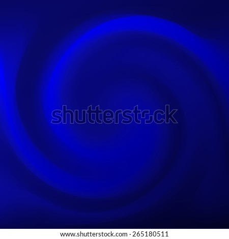 Abstract gradient dark light spiral twirl vector background - stock vector