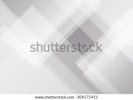 Abstract Gray Background for Design, Vector Illustration