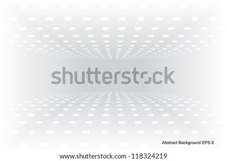 abstract gray background (vector eps8) - stock vector