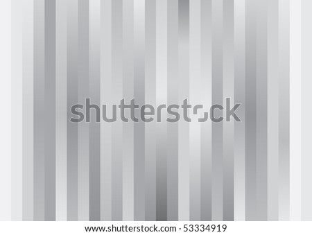 Abstract gray lines background for design - stock vector