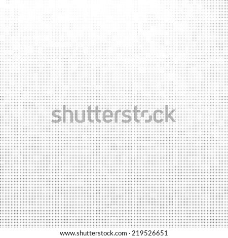 Abstract Gray Technology Background, vector illustration art - stock vector