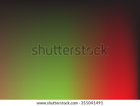 abstract green red background with smooth gradient colors and multicolor background texture design for brochure or background for elegant Easter or Christmas background or web template