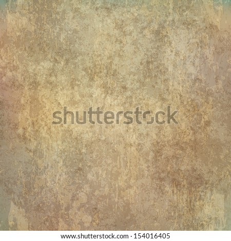 abstract grunge background of beige vintage texture - stock vector