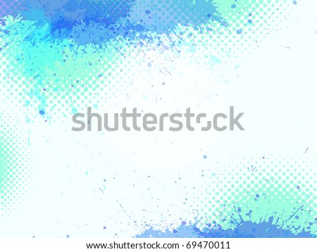 abstract  grunge  background, vector  EPS 10 - stock vector