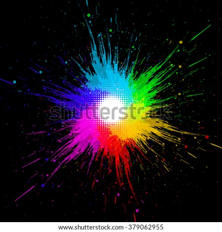 abstract  grunge  background, vector  EPS 10 with transparency - stock vector