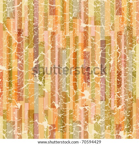 abstract grunge background with rectangles and stripes - stock vector