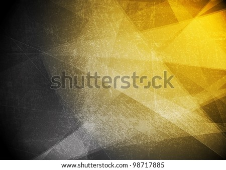 Abstract grunge design. Eps 10 vector background - stock vector