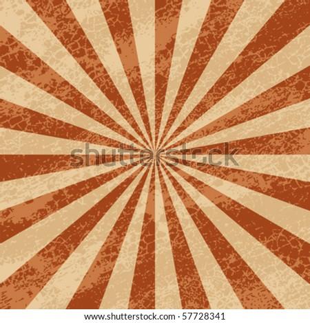 abstract grunge texture, vector illustration - stock vector
