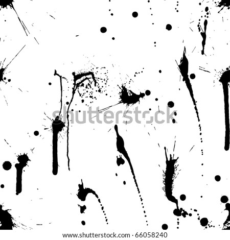 Abstract grunge vector seamless pattern.  For easy making seamless pattern just drag all group into swatches bar, and use it for filling any contours. - stock vector