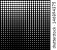 Abstract Halftone Background, vector illustration  - stock