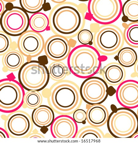Abstract harmonious texture.Vector. - stock vector