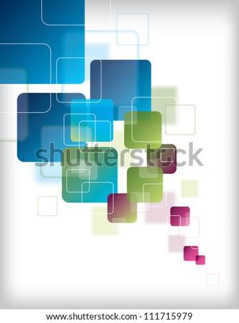 Abstract Illustration. Vector Eps10 Design. - stock vector