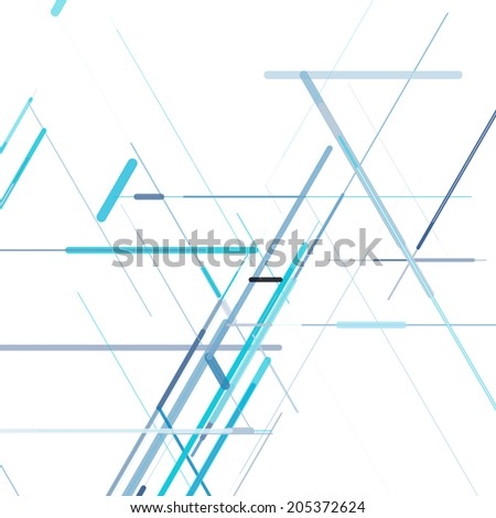 Abstract isometric computer generated 3 d blueprint stock vector abstract isometric computer generated 3d blueprint visualization lines background vector illustration for break through in malvernweather Gallery