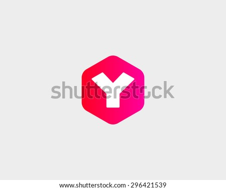 Abstract letter ...Y Logo Design