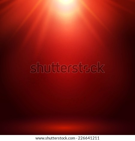 Abstract light background. Empty space. Vector illustration  - stock vector