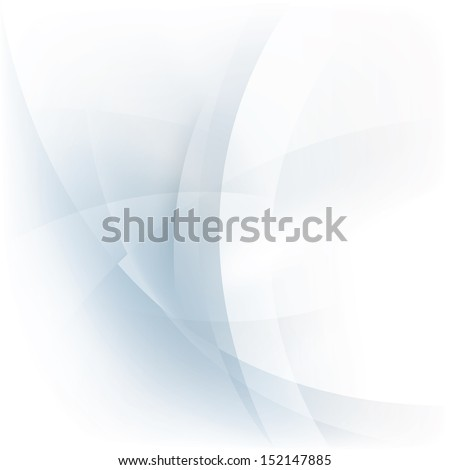 Abstract light background, vector template - stock vector
