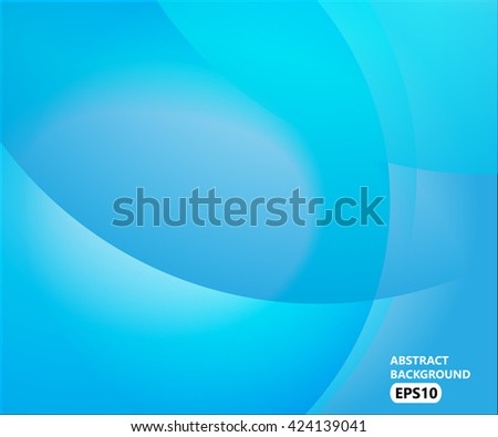 Abstract light design background - stock vector
