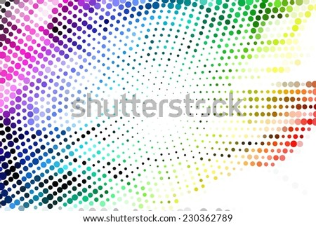 Abstract light Technology Background, vector illustration. 10 eps - stock vector