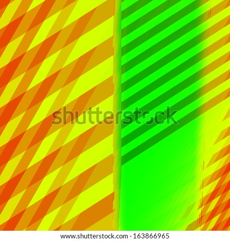 Abstract line background, geometric shapes illustration.