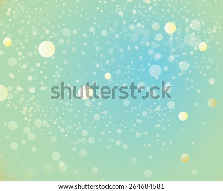 Abstract liquid texture which has particles. Can be used for backgrounds. - stock vector