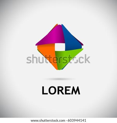 paint store logo template design vector stock vector 360177803