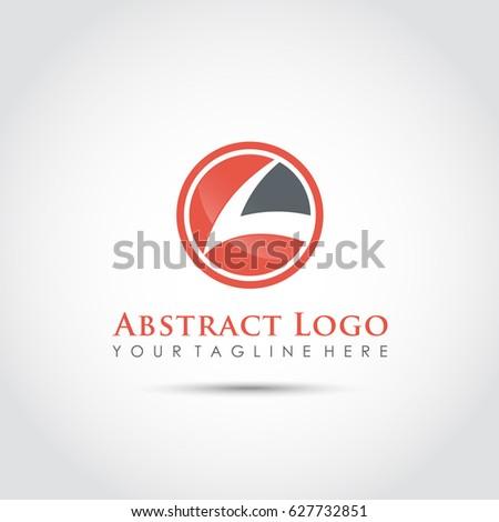 Artistic Letter L Vector Illustrator Eps10