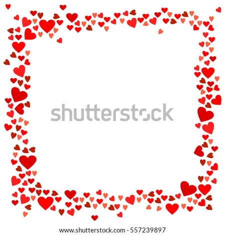 Abstract Love Your Valentines Day Greeting Stock Vector 557239897 ...