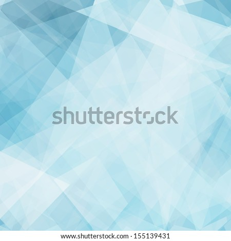 Abstract Lowpoly Background. Template for style design. Vector illustration. Used transparency layers of background - stock vector