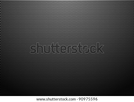 Abstract metall backdrop