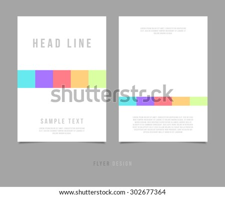 Stunning Sample Booklet Templates Contemporary  Best Resume