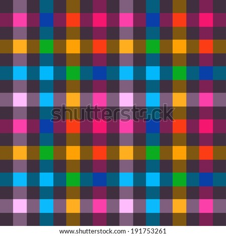 Abstract multicolored background. Seamless pattern. Vector illustration.