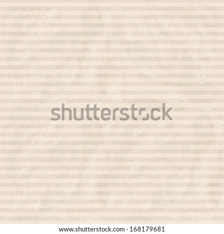 Abstract pattern background. Beige pinstripe line design element graphic art horizontal lines. Faint vintage texture backdrop. Elegant wallpaper. Pastel stripe vector texture. - stock vector