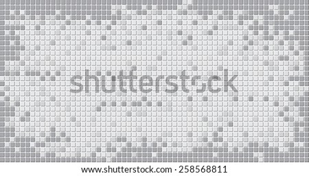 Abstract pixel background. Vector illustration Eps 8. - stock vector